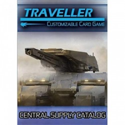 Central Supply Catalog - Traveller CCG