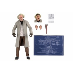 Retour Vers Le Futur - Ultimate Doc Brown - Back to the Future