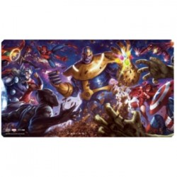 Tapis de Jeu Ultra Pro - Marvel Card Playmat - Thanos