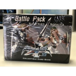 Battle Pack - Starter 2 joueurs Siegfried/Sophitia - Soulcalibur III - Universal Fighting System