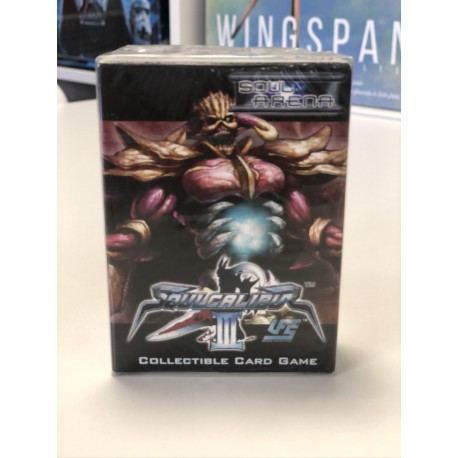 Starter Soul Arena: Abyss - Soulcalibur III - Universal Fighting System