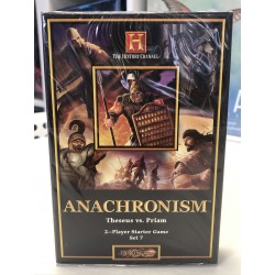 Starter decks 2 joueurs Anachronism - Theseus vs. Priam