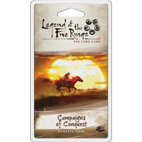 Campaigns of Conquest - Dominion Cycle 4.4 - Legend of the 5 Rings LCG