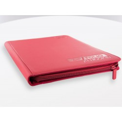 ZIPFOLIO XENOSKIN™ 9-POCKET Rouge