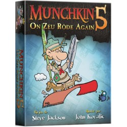 MUNCHKIN 5: Extention ON ZEU RÔLE AGAIN