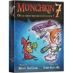 MUNCHKIN 7: Extention OH LE GROS TRICHEUUUUUUUUR !