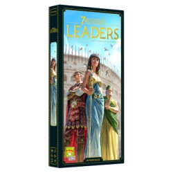 7 Wonders - Leaders - Nouvelle Edition