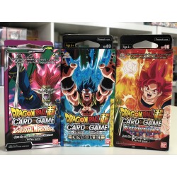 Lot Special Packs Dragon Ball Super Ludiworld