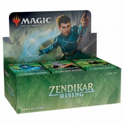 VO - RETRAIT BOUTIQUE 1 BOITE de 36 Boosters Zendikar Rising - Magic The Gathering
