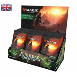 VO - 1 BOITE de 30 Boosters d'extension Zendikar Rising - Magic The Gathering