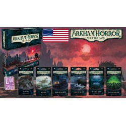 VO - Campagne 6 The Innsmouth Conspiracy cycle Arkham Horror LCG