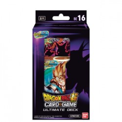 VO - LOT de 6 Ultimate Deck BT12 - Dragon Ball Super Card Game