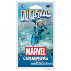 VO - Quicksilver Hero Pack - Marvel Champions : The Card Game