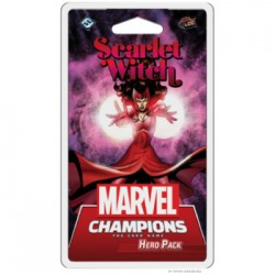 VO - Scarlet Witch Hero Pack - Marvel Champions : The Card Game