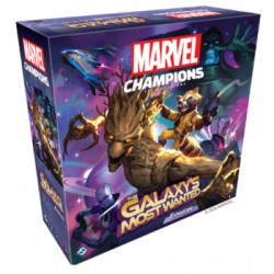 VO - The Galaxy's Most Wanted - Marvel Champions : The Card Game
