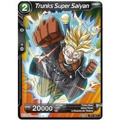 TRUNKS SUPER SAIYAN - FOIL STARTER