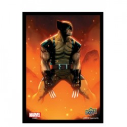 65 Protèges Cartes Marvel - Wolverine