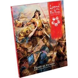 VO - Fields of Victory - Legend of the Five Rings RPG- FFG