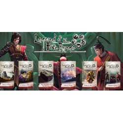 VO - Collection Complète Tempations Cycle 5 - Legend of the 5 Rings LCG