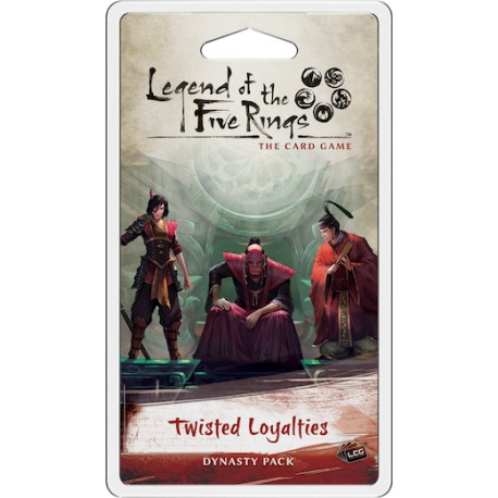 Twisted Loyalties - Tempations Cycle 5.1 - Legend of the 5 Rings LCG
