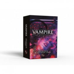 VO - Discipline and Blood Magic Card Deck - Vampire: The Masquerade 5th Edition