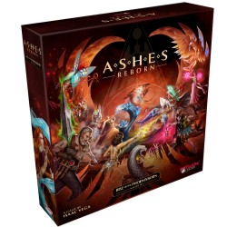 Ashes Reborn: Rise of the Phoenixborn Master Set - EN