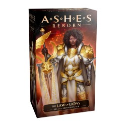 Ashes Reborn: The Law of Lions Deluxe Expansion - EN