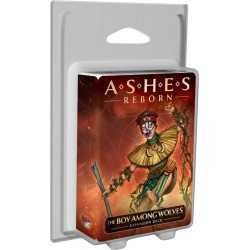 Ashes Reborn: The Boy Among Wolves - EN