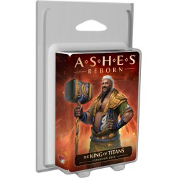 Ashes Reborn: The King of Titans - EN