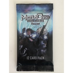 Lot de 6 Boosters MegaCorp TCG