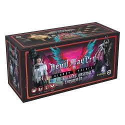 The Walking Arsenal Expansion - Devil May Cry: The Bloody Palace