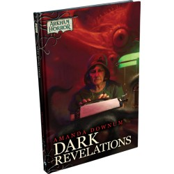 Dark Revelations Novella - Arkham Novel