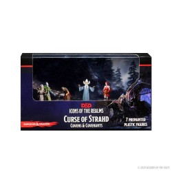 D&D Icons of the Realms: Curse of Strahd - Covens & Covenants Premium Box Set