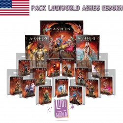 Mega Pack Ludiworld Ashes Reborn