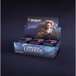 Collection des 2 Decks Commander Legends - Magic The Gathering