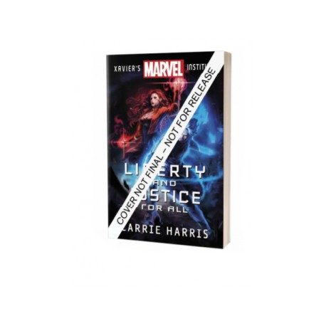 Liberty & Justice For All - Xavier's Institute - Roman - Marvel