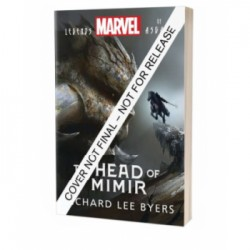 The Head Of Mimir - Legends Of Asgard - Roman - Marvel
