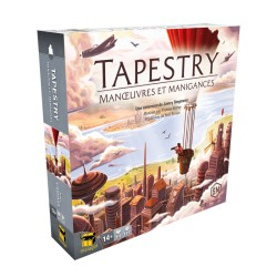 TAPESTRY: Extension MANOEUVRES ET MANIGANCES