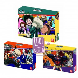 PACK INTEGRALE My Hero Academia - Chrono Clash System