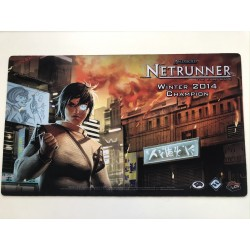 Tapis Promo Android:NetRunner - Winter 2014 Champion