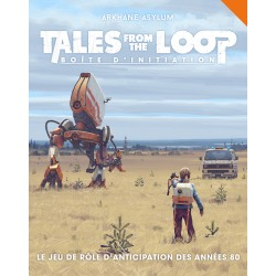 VF - Tales from the Loop – Boite d'Initiation