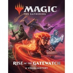 Rise of the Gatewatch - Histoire Visuelle - Magic: The Gathering