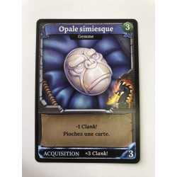 Opale Simiesque - Clank! - Carte Promo