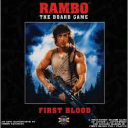 Rambo - The Board Game - First Blood