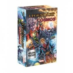 Legendary: Into the Cosmos - A Marvel Deck Building Game Expansion