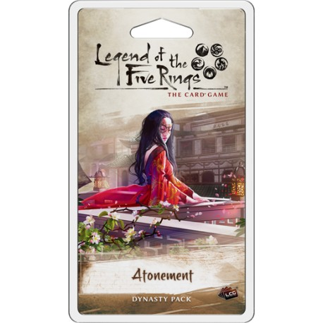 Atonement - Dominion Cycle 4.6 - Legend of the 5 Rings LCG