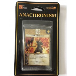 Pack Hero Anachronism - Attila the Hun