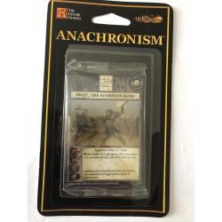 Pack Hero Anachronism - SRQT the Scorpion King