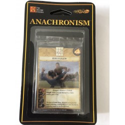 Pack Hero Anachronism - Khutulun