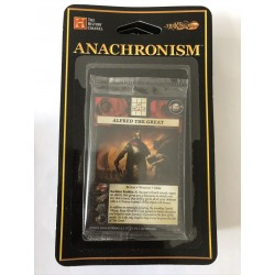 Pack Hero Anachronism - Alfred the Great